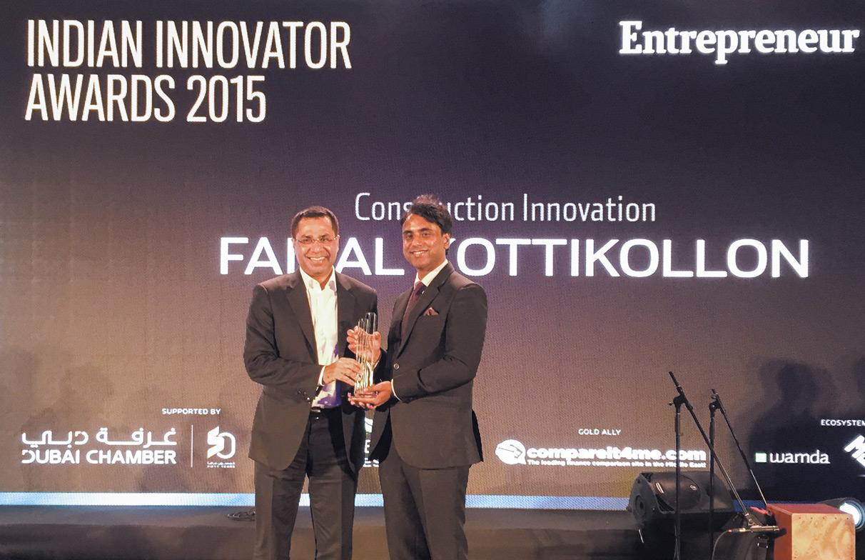 Indian Innovator Award