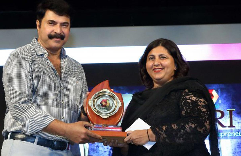 NRI women entrepreneur award kairali