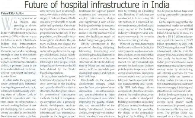 Futureof Hospital