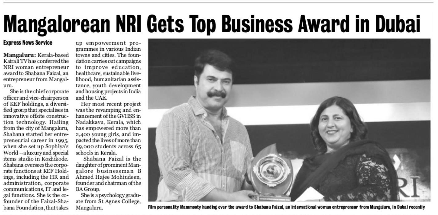 Top Business Award