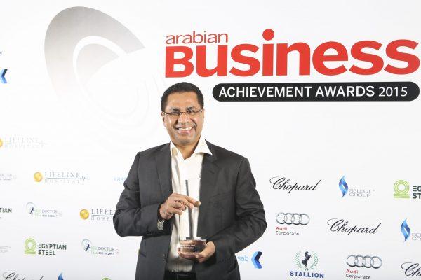 Visionary of the year, Faisal Kottikollon