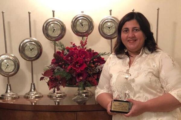 SHABANA FAIZAL, WOMEN EMPOWERMENT AWARD 2017, CHANDRIKA